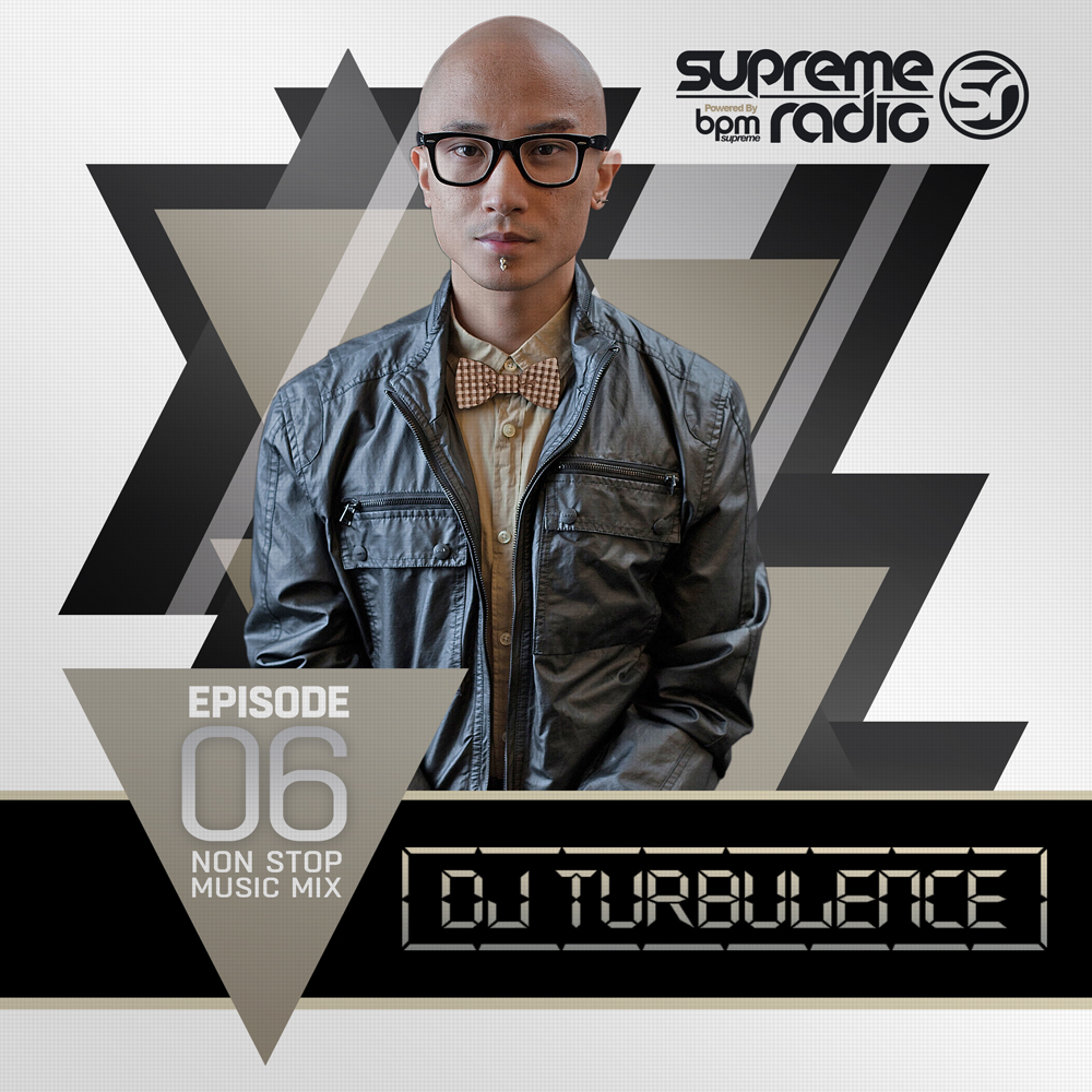 Supreme Radio Episode 6 with DJ Turbulence