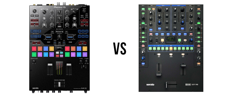 pioneer djm s9 vs rane 62 which one do you prefer bpm supreme. Black Bedroom Furniture Sets. Home Design Ideas