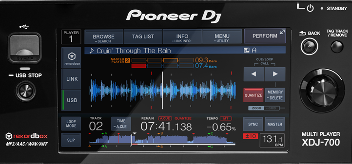 Pioneer XDJ-700: Updates & Key Features