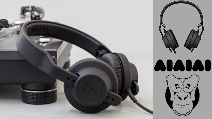 New Headphone Collaboration from AIAIAI and Modeselektor
