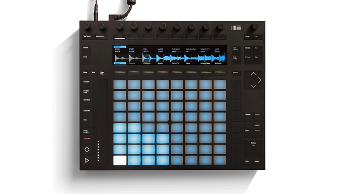 New From Ableton: Push, Live 9.5, & Introducing Link