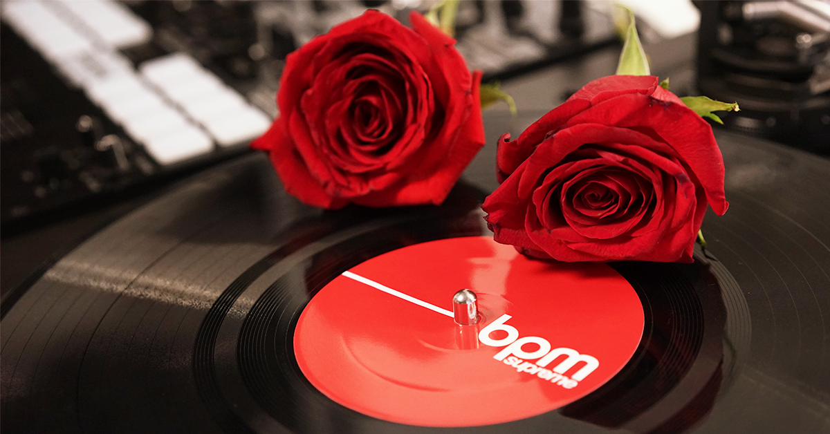 Feel the Love with BPM Supreme's Top 10 Valentine's Day Tracks