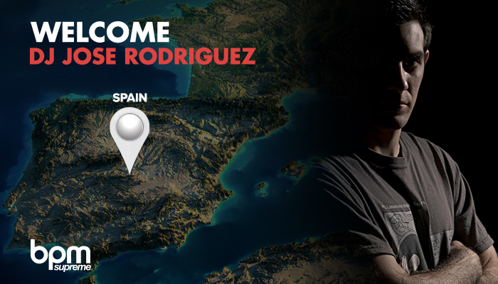 A Warm Welcome to Jose Rodríguez