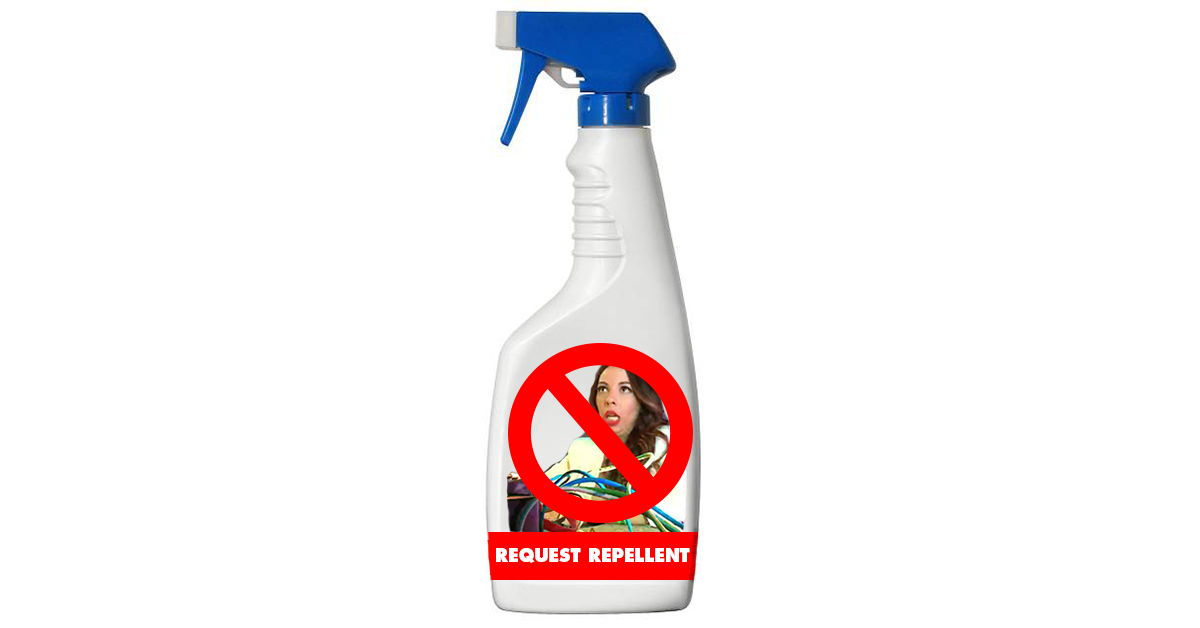 Request Repellent: New Product Just Released for DJs