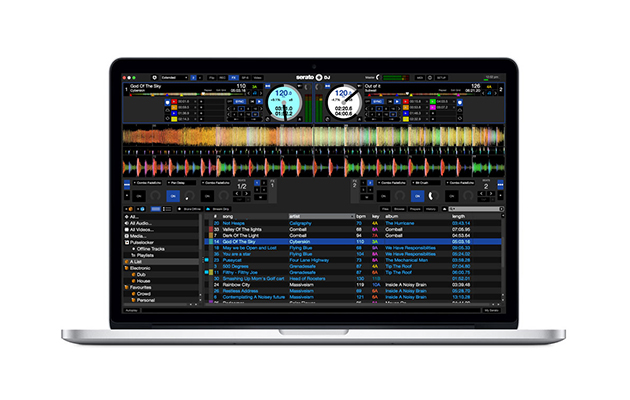 serato laptop 2016