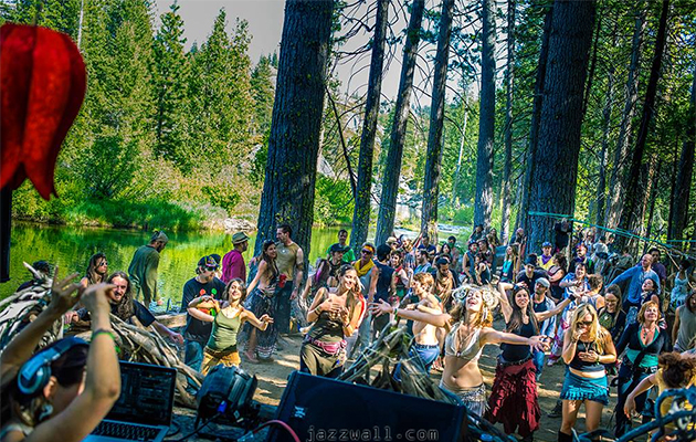 ENCHANTED FOREST GATHERING 2015 2