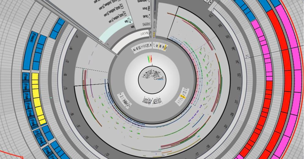 Explore Tom Cosm's 3D Rendering of Ableton Live