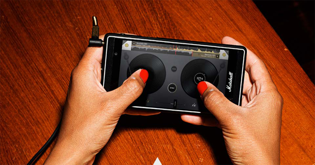 Five New DJ Apps for Producing Music on a Smartphone