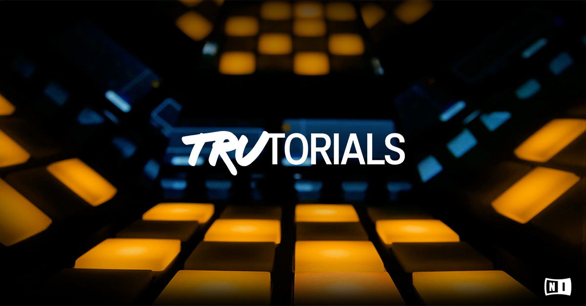 Season 3 of Native Instruments Maschine TruTorials