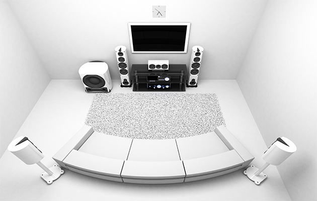 surround sound example