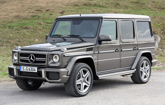 2016 mercedes g wagon