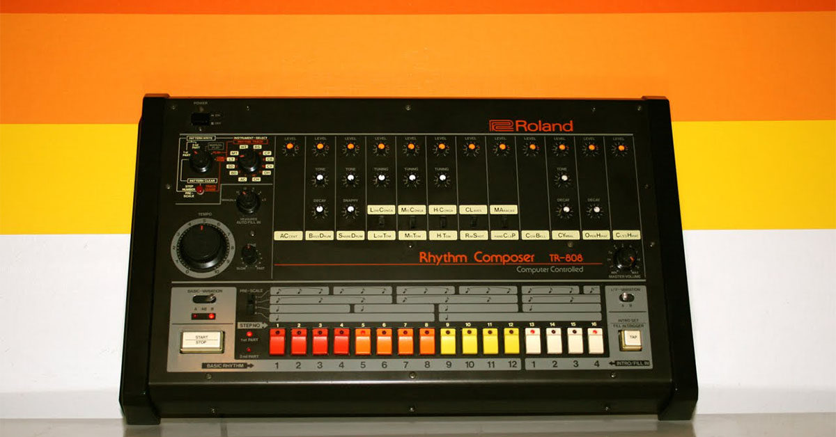 Five Classic Tracks to Help Celebrate 808 Day