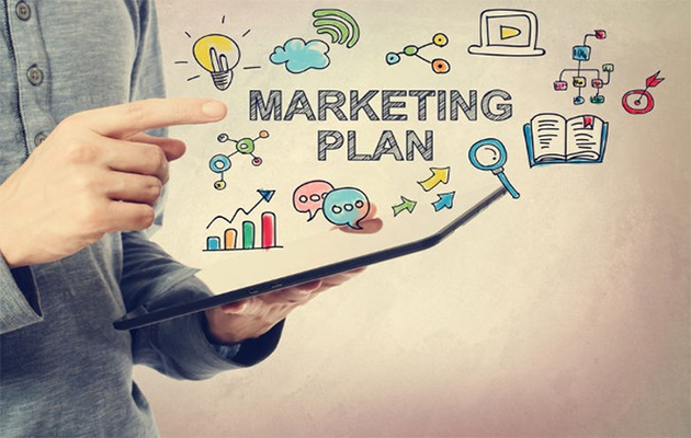 Have a marketing plan