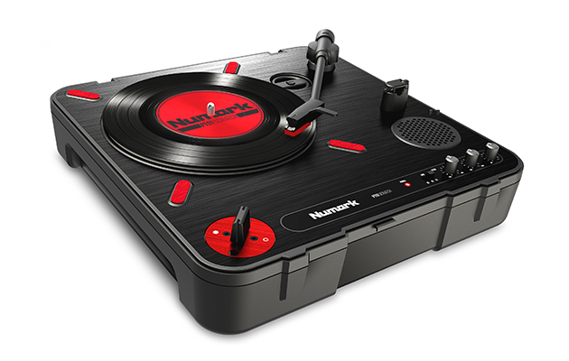 numark portable turntable is good