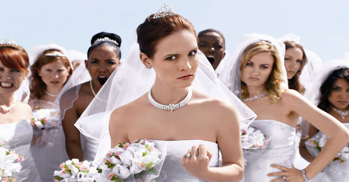 Ten Worst Songs to Play at a Wedding, Part 1