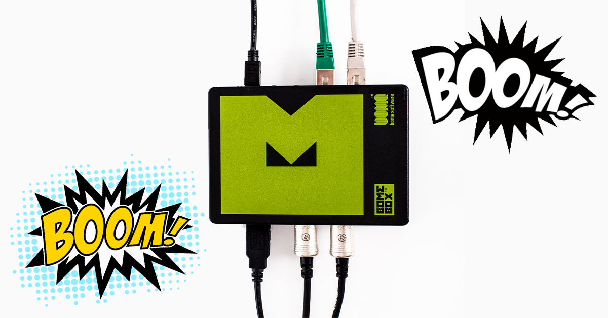 BomeBox Connects any Device Without a Computer