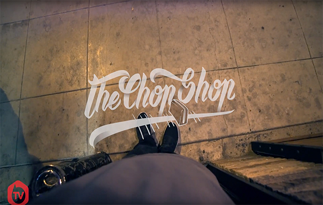 Chop Shop episode 2 dj flip flop intro