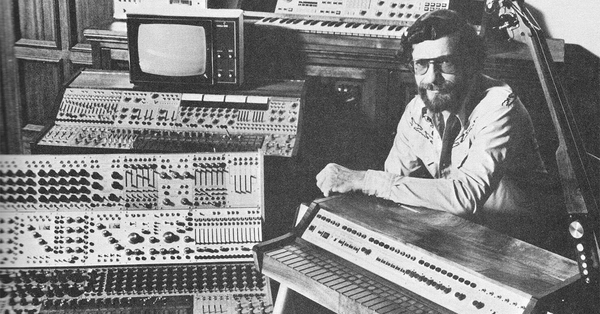 Synthesizer Pioneer Don Buchla Dies at Age 79