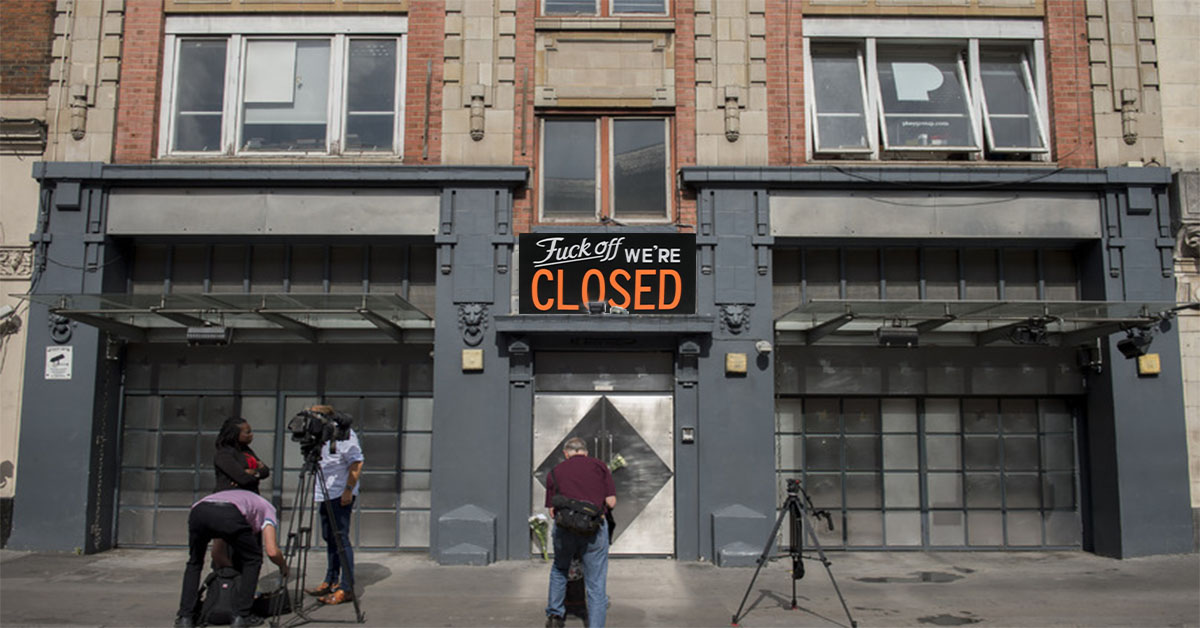 Why Are So Many European Nightclubs Closing?
