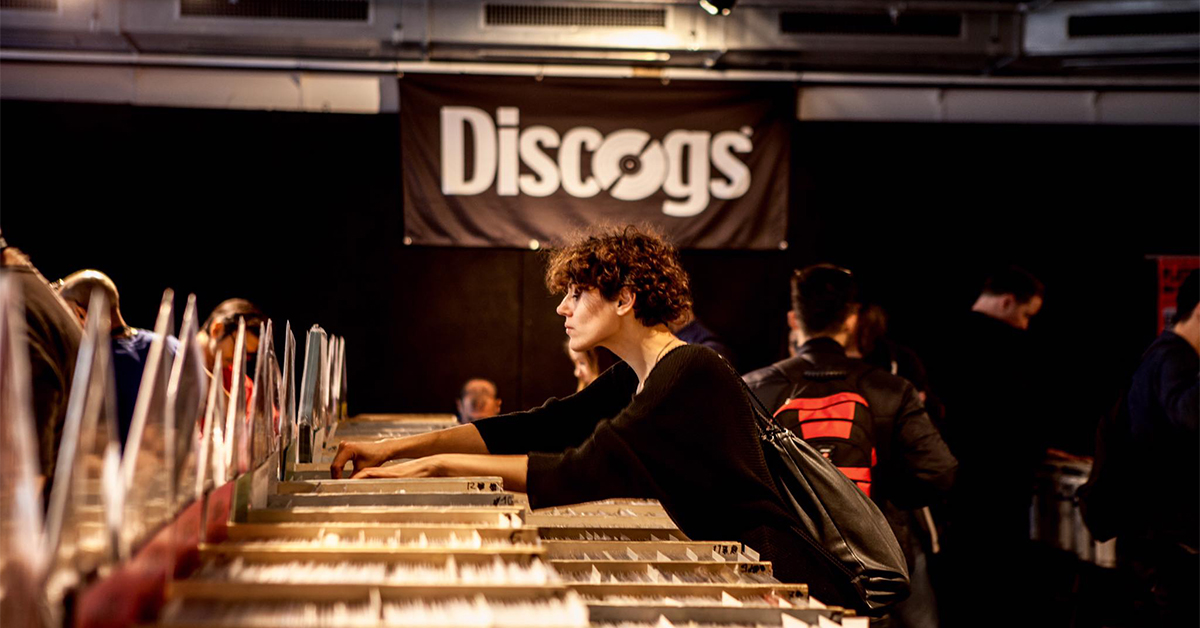 Discogs Buys Crate Diggers' Vinyl-Centric Events