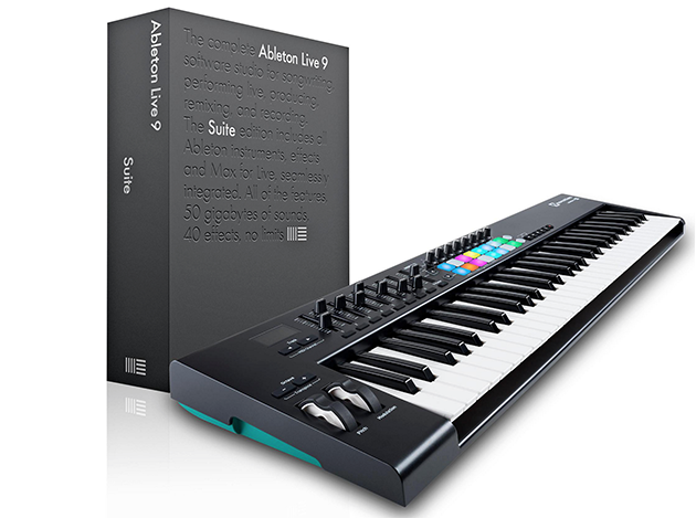 novation-launchkey-midi-controllers-with-ableton-suite