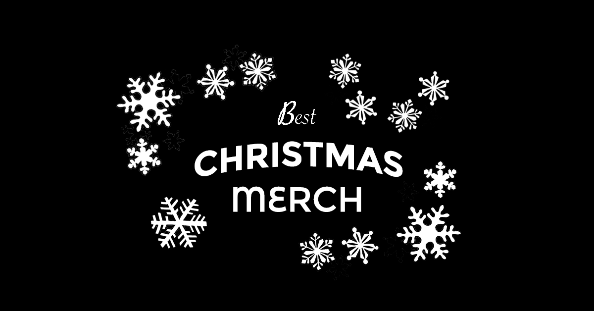 16 Best Pieces of Christmas Merch for 2016/17