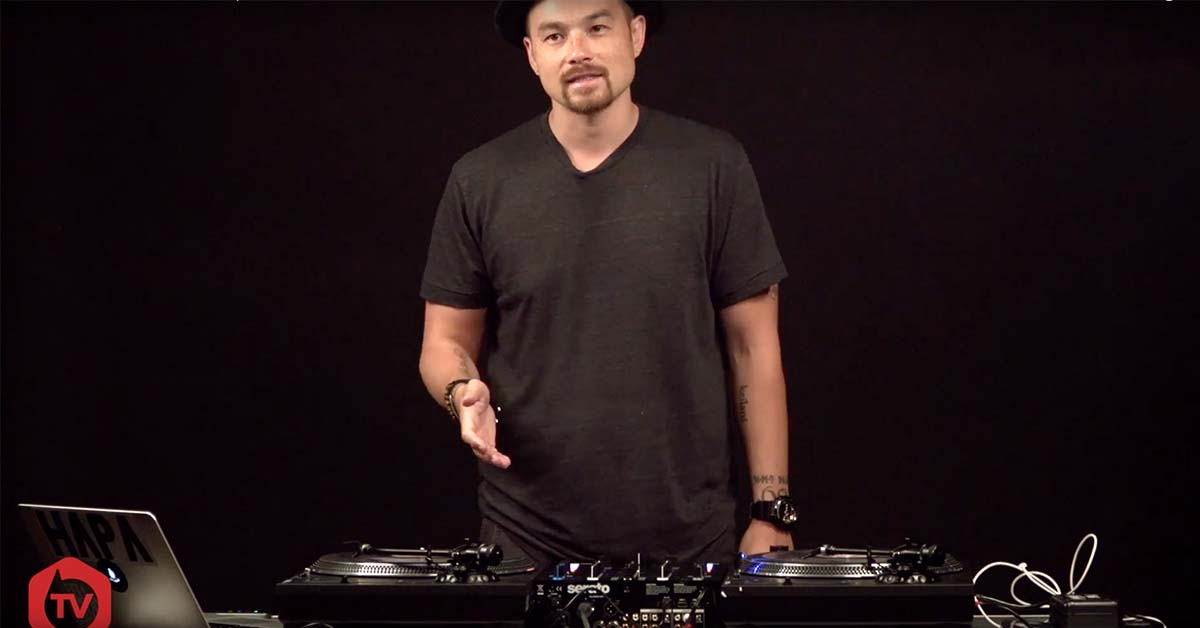 4&1 w/ DJ Hapa: Mixars Duo & Turntable Reviews