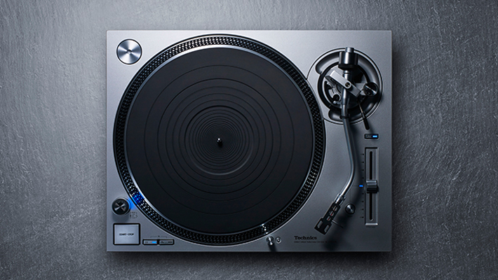 Technics Releases the SL-1200GR Turntable for $2000/table
