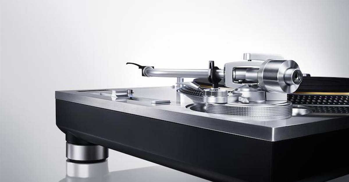 Technics Marketing Team: 1200s Not Suitable for DJs