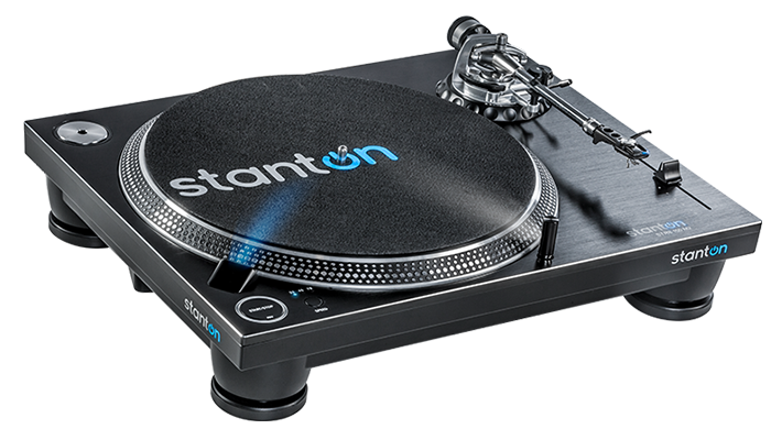 Stanton Releases Lighter Weight ST.150 M2 and STR8.150 M2 Turntables