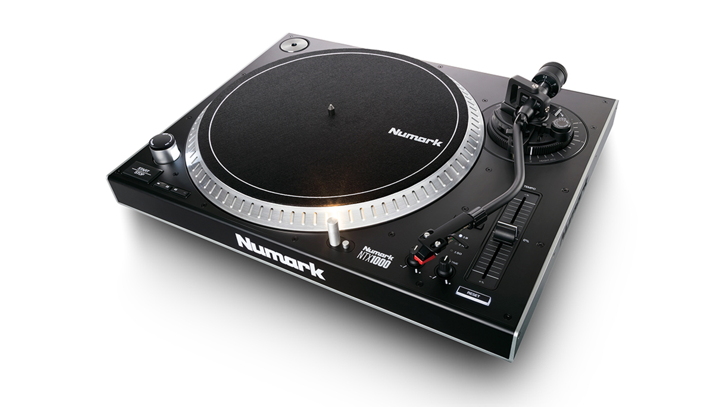 Review: The Numark NTX1000 is a Solid Turntable at a Sweet Price