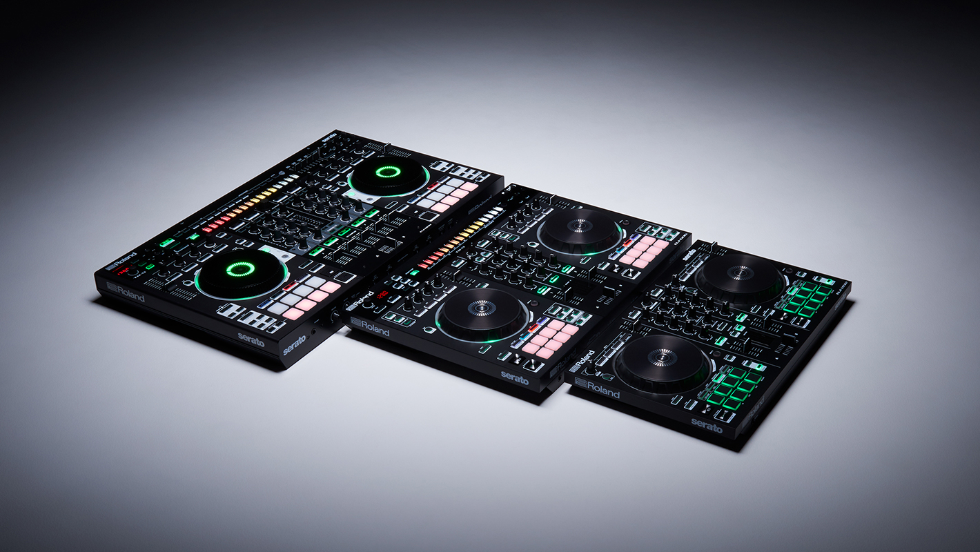 Roland Announces Two New Controllers, the DJ-202 and DJ-505