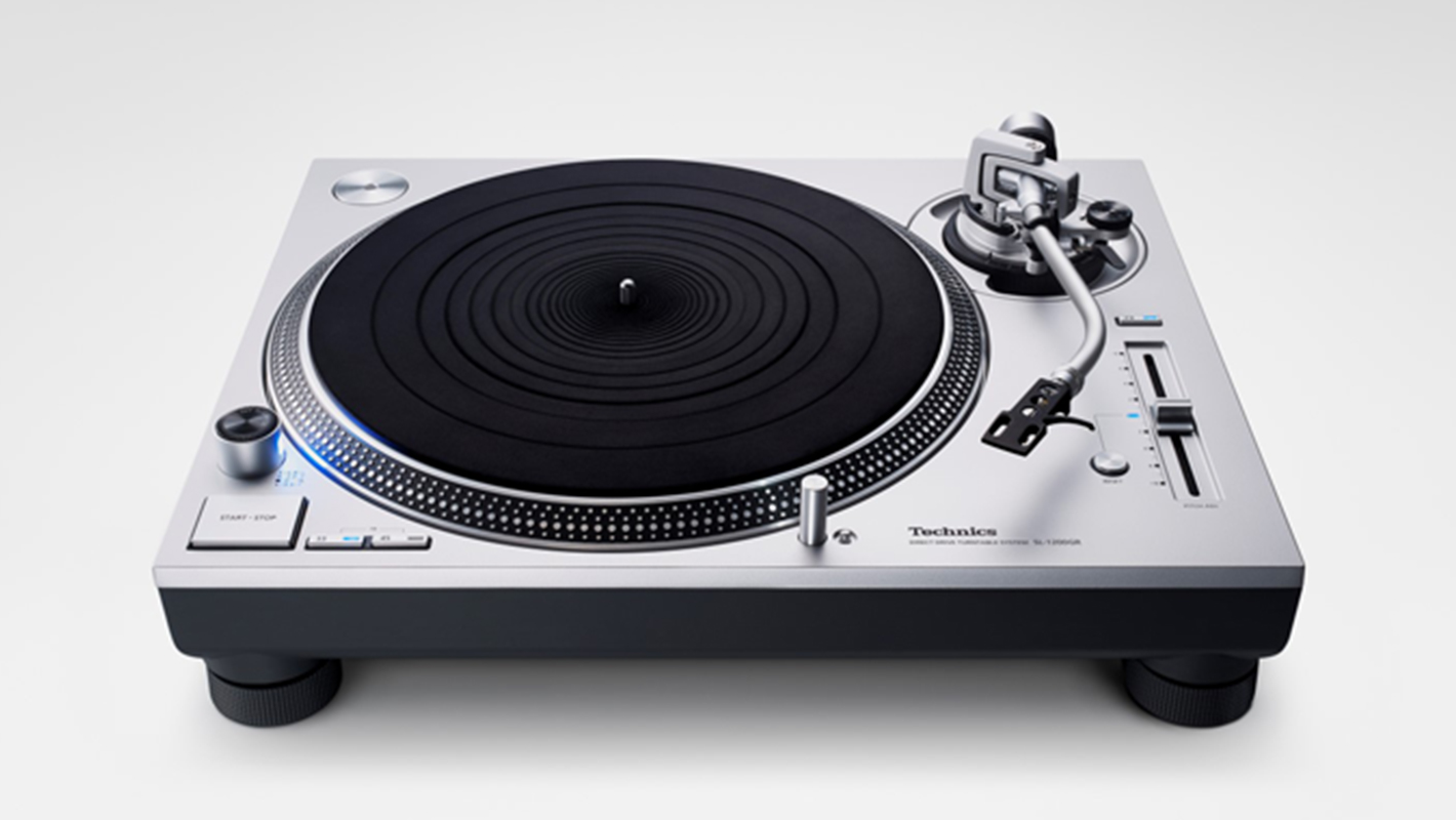 Technics SL-1200GR Turntable Can Now Be Yours