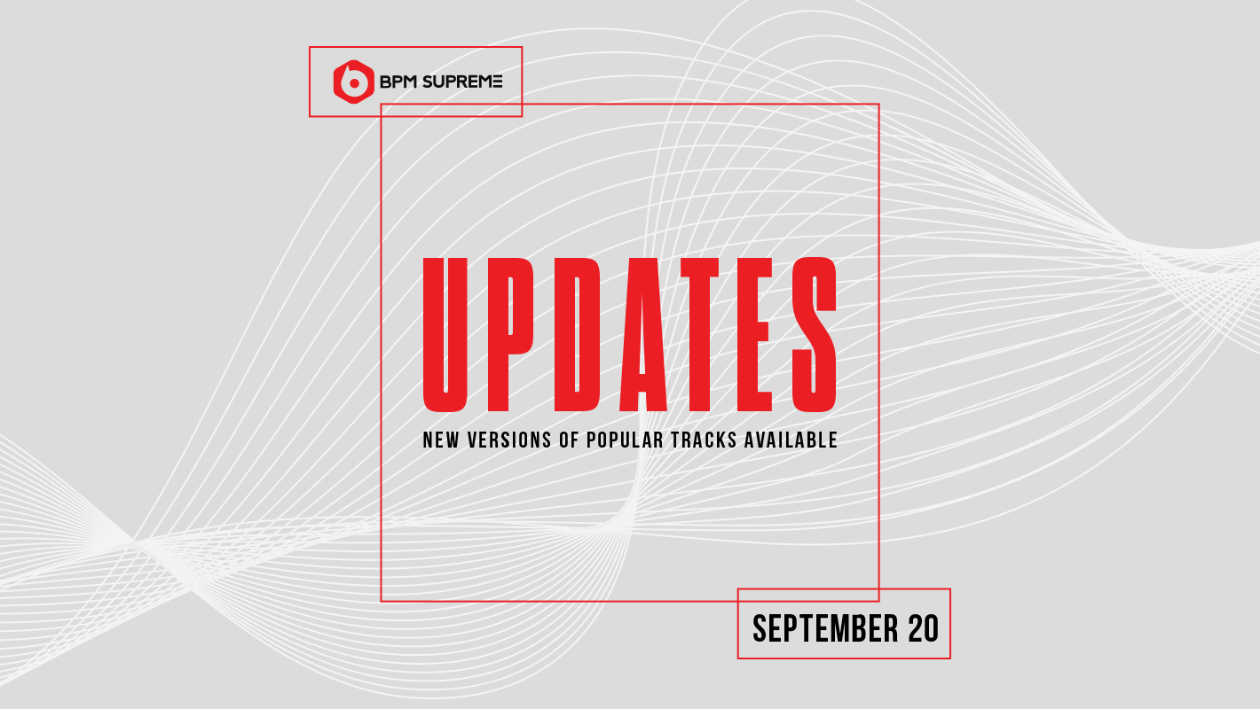 New Versions of Popular Tracks Available – 9/20/2017