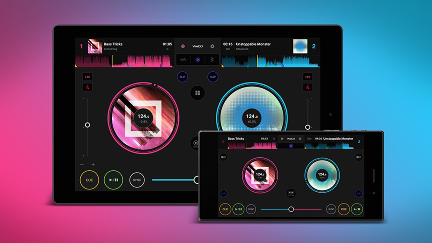 Android Users Can Now Mix on the Move with Pioneer's WeDJ App