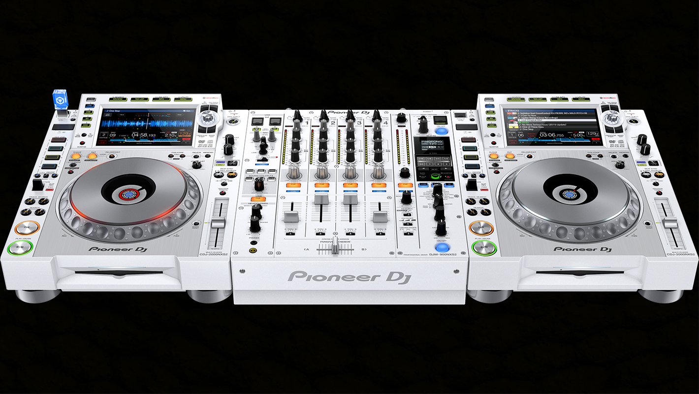 Pioneer DJ CDJs and DJM Get a New Limited Edition Look