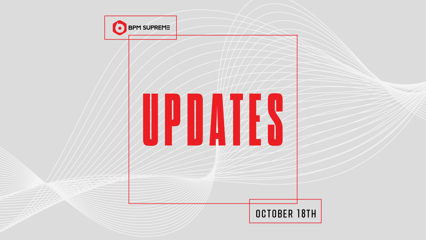 New Versions of Popular Tracks Available – 10/18/2017