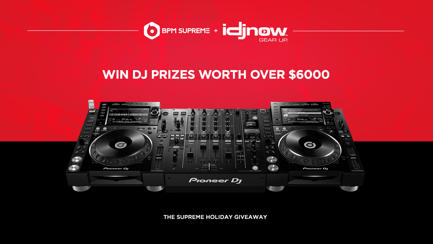 Enter to Win the Supreme Holiday Giveaway