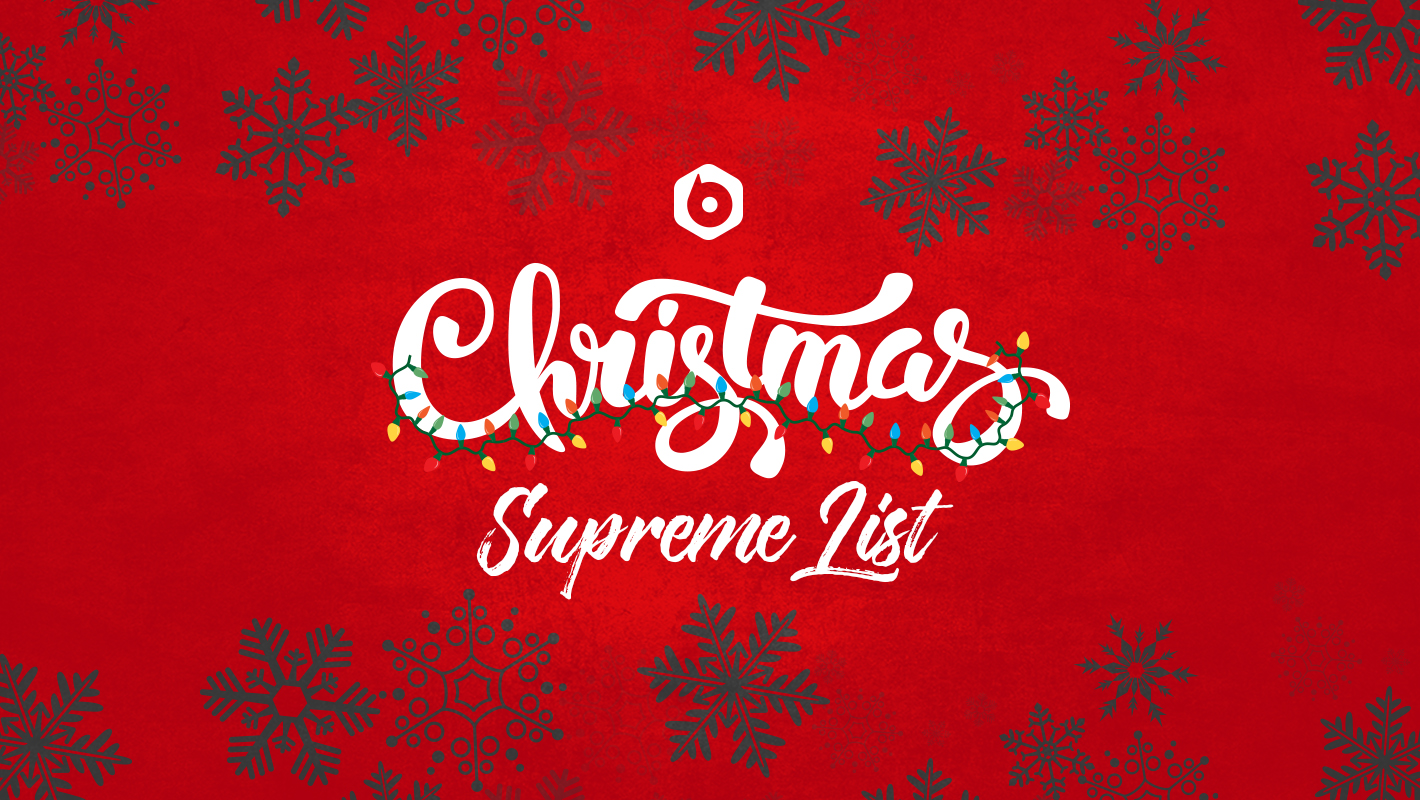 Sleigh the Holiday Party with this Spotify Playlist
