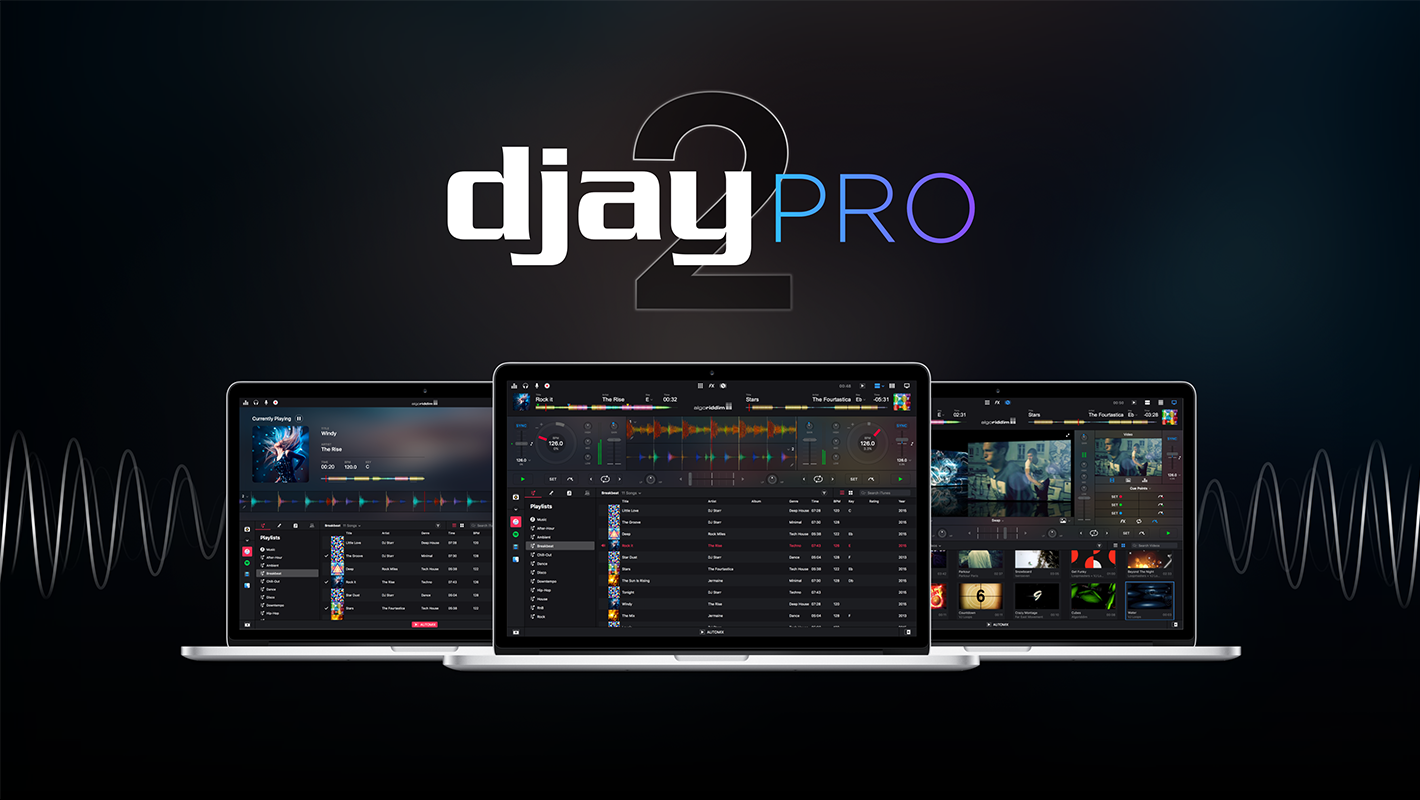 Can Algoriddim's djay Pro 2 stack up against the competition?