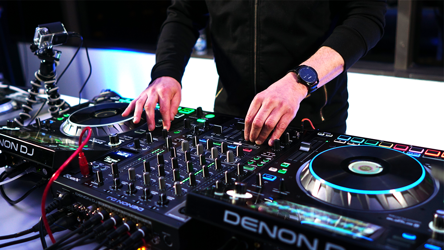 Last Chance to Enter the Denon DJ Prime Time Giveaway