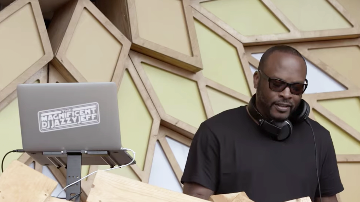 Jazzy Jeff Gets Real about DJ Culture in Digital DJ Tips Interview