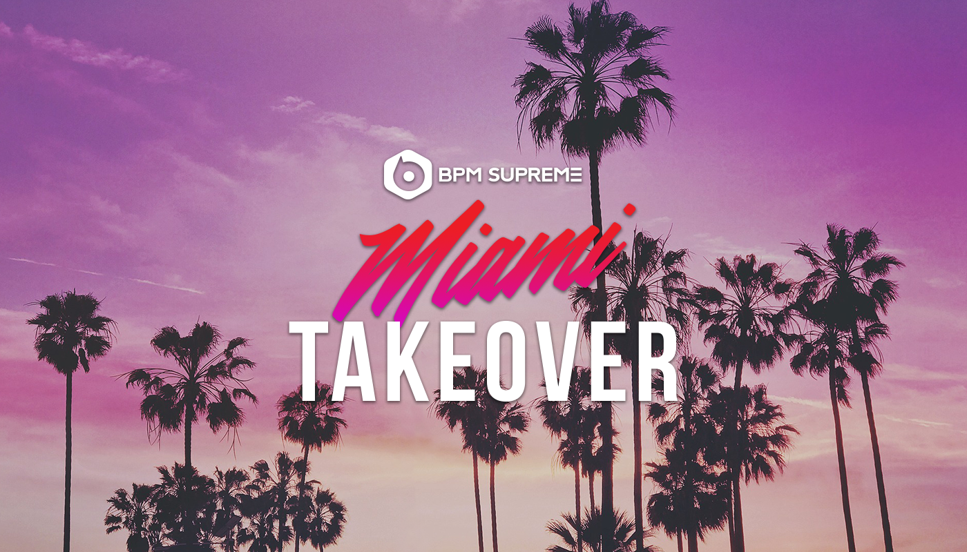 Miami Takeover: RSVP to Events at Miami Music Week