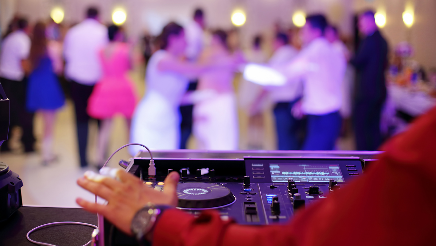 Wedding Entrance Songs That Will Get the Party Started