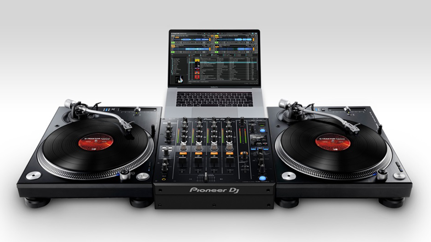 New Traktor Compatibility for Pioneer CDJ-TOUR1 and Latest DJM Mixers