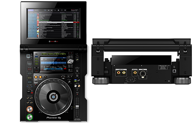 New Traktor Compatibility for Pioneer CDJ-TOUR1 and Latest