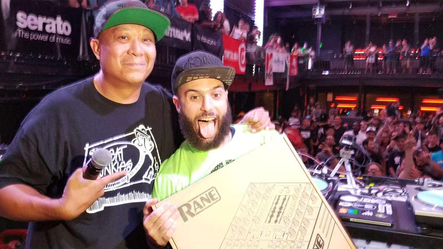 Congratulations to the 2018 DMC U.S. Finals DJ Battle Winners