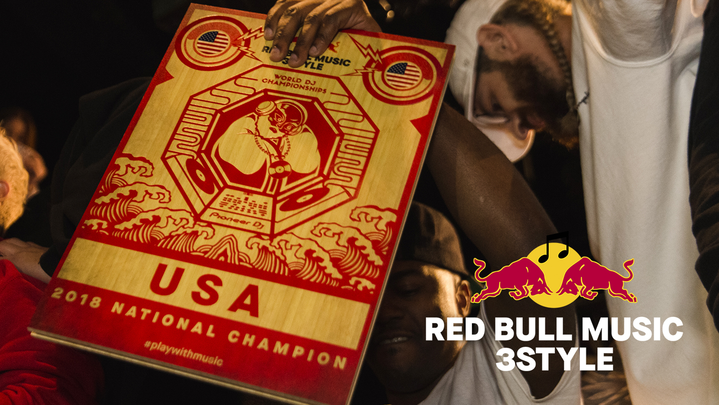 Recap: Congrats to Red Bull 3Style's 2018 USA National Champ, J. Espinosa