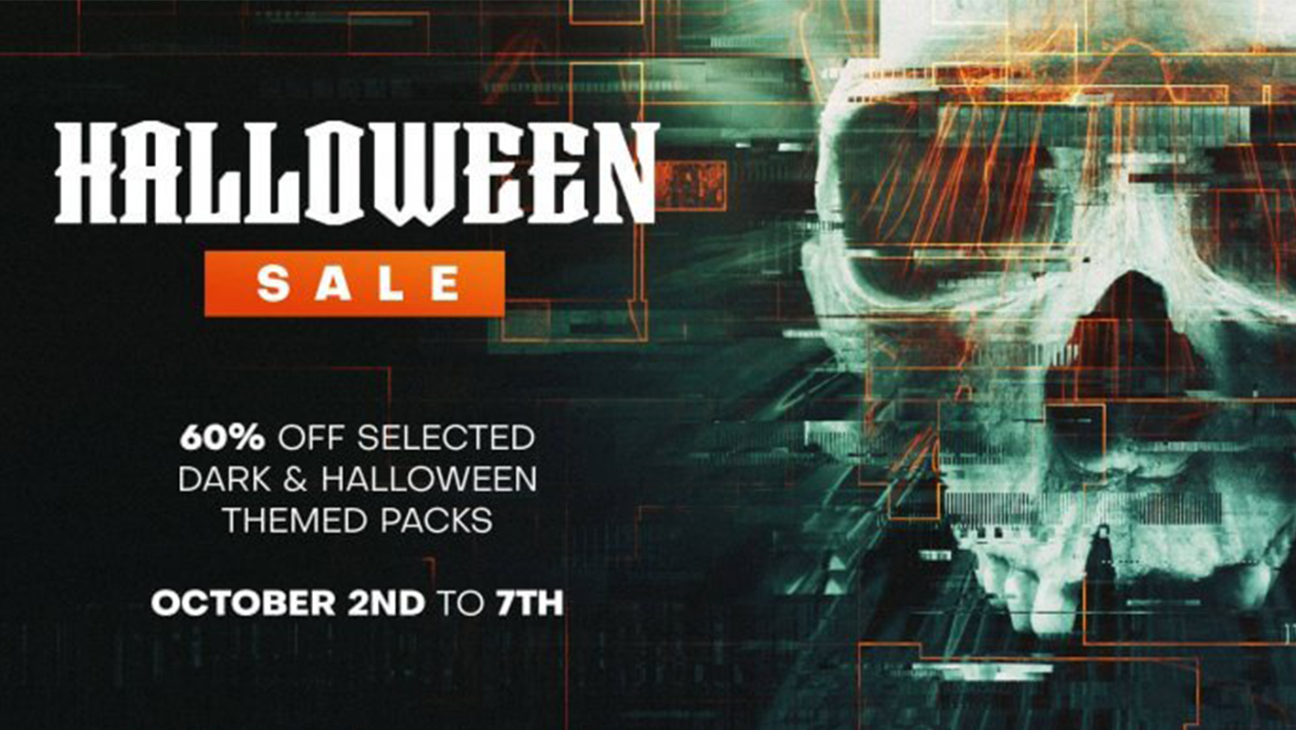 Spooky Sounds From ADSR Are 60% Off Right Now