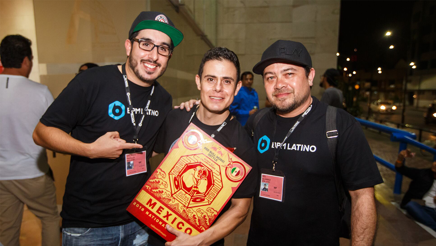 Recap: Red Bull 3Style Mexico National Finals & DJ World Music Conference